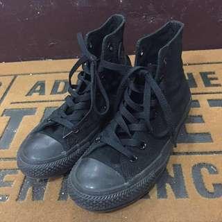 🚚  Converse M3310c 全黑高筒帆布鞋