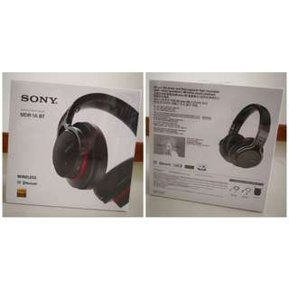 SONY MDR-1A BT WIRELESS STEREO HEADSET