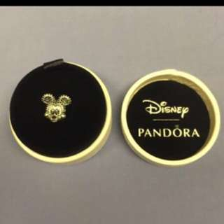 Authentic Pandora Mickey Mouse Charm