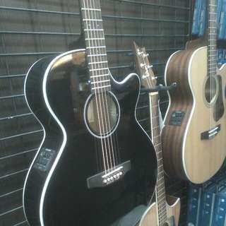 Guitar akustik/klasik listrik cicilan tanpa kartu kredit