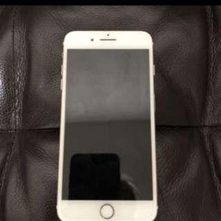 98% 新港板 zp iphone 7+ plus 128gb rose gold 玫瑰金