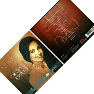crystal gayle audiophile selection premium gold cd