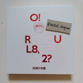BTS O!URL8,2? ALBUM ORUL82