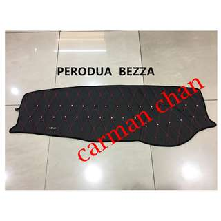 PERODUA BEZZA DAD NON SLIP DASHBOARD COVER WITH DIAMOND