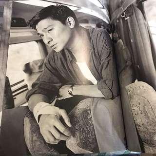 劉德華95年經典黑白+彩色相集 (Andy Lau In between)