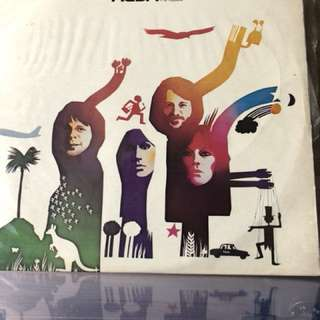 Vinyl Record- ABBA: The Album