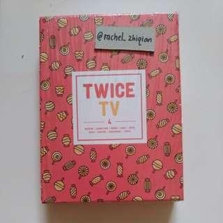 TWICE TV4 DVD