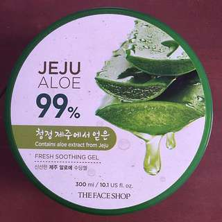 The Face Shop Fresh Soothing Gel