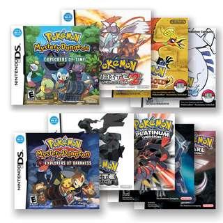 DS Lite & Free Games