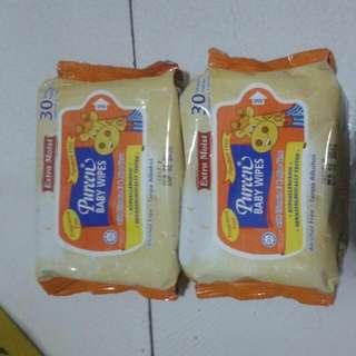Wet Tissue For Babies 2pcs
