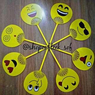 Emoji Ballpen and Fan