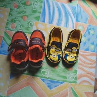 Sepatu size 24 masih mulus ya