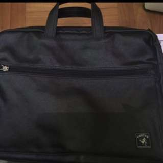 Porter international briefcase