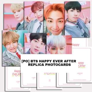[PO] BTS Happy Ever After
