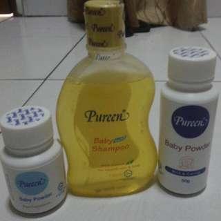 Shampoo&powder