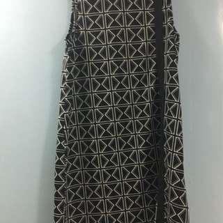 Zalora Black Shift dress