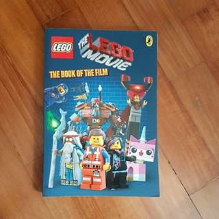 The Lego Movie Book - The Book of the Film