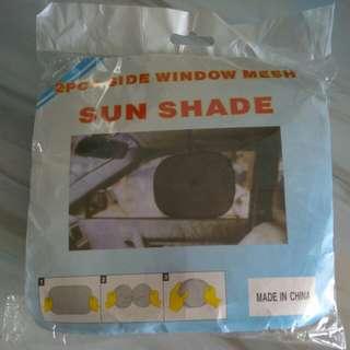 New Car Side Sunshades
