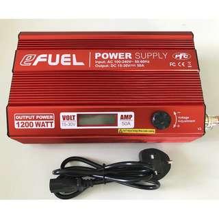SkyRc Efuel Power Supply