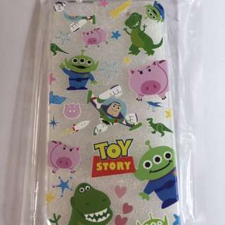 iPhone 6Plus 手機殻 玩具總動員 toy story 雲石