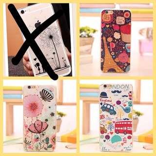 Brand new iPhone 6 /6S cases
