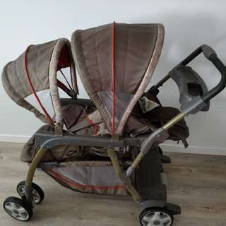 Graco Tandem Double Stroller