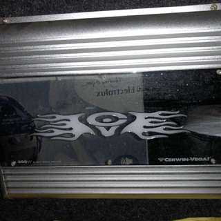 Cerwin Vega XL300.4 350W Amplifier