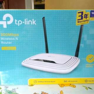 💚💚💚TP-Link Wireless N Router