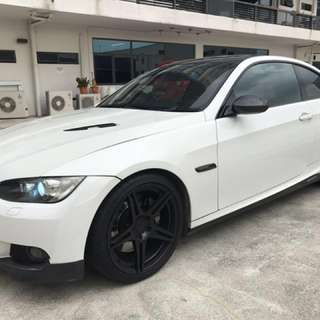"""19"""" BC Forged Rims for BMW E92 3 series"""