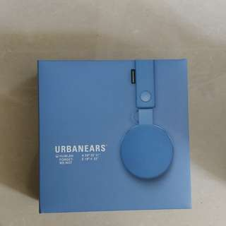 Urbanears headphone 耳機