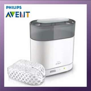 BRAND NEW Philips Avent 4 IN 1 Sterilizer FREE DELIVERY