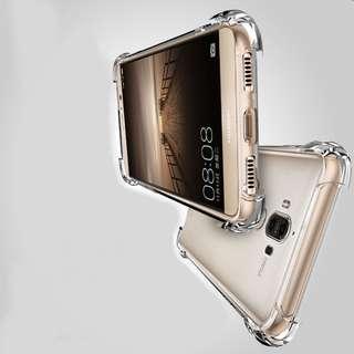 華為HUAWEI Mate9 Mate 9 防摔 四角氣囊保護 鏡頭保護 機殼 軟膠 地盤戶外必備 四邊全包 Case