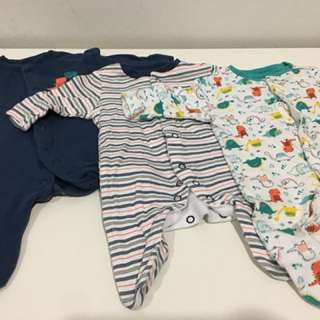 💯Authentic Earlydays Sleepsuit