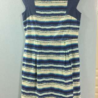 Paperdolls Striped dress