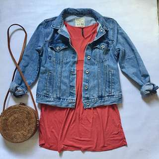 Pull&Bear Denim Jacket