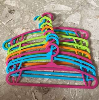Baby clothes Hangers x10 pieces