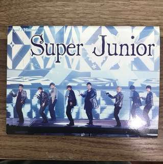 Super Junior Notebook