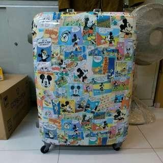 4 Wheels Luggage Size H 30inch W 20inch