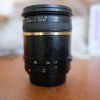 Tamron 17-50mm f2.8 Non-VC (Faulty) - Canon mount