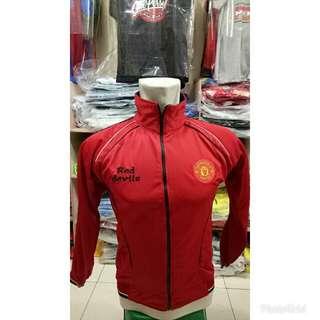 Jaket Adidas MU