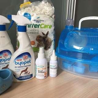 Hamster Bundle Set