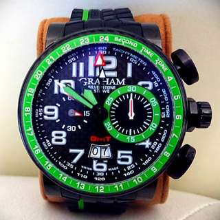 ♨️ Graham Grand Silverstone Stowe Limited Edition
