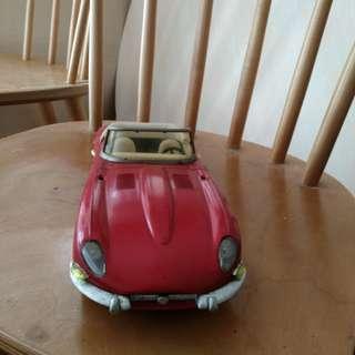 鐵皮玩具跑車