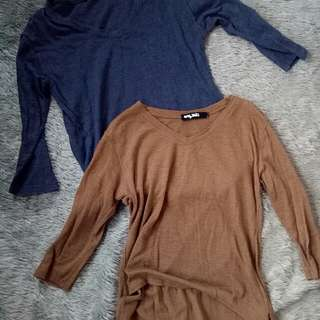 SALE. BLOUSE 2 for 100