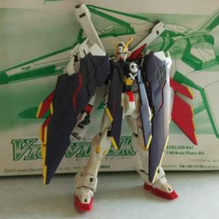 MG 1/100 Crossbone Gundam, 高達,Bandai
