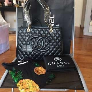 Chanel Bag with Free Shirt