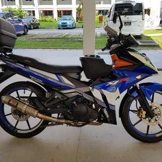 Yamaha X1R Grounding Kit
