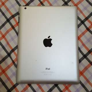 iPad 4 retina display 64gb wifi only