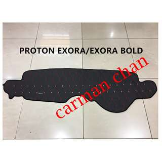 PROTON EXORA / EXORA BOLD DAD NON SLIP DASHBOARD COVER WITH DIAMOND