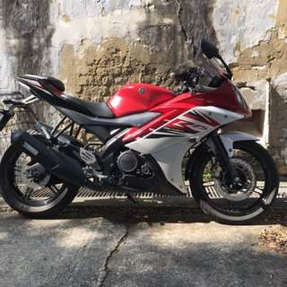 Bike Sold!!! Yamaha R15 V2!!!